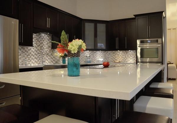 Quartz countertops - the eye catcher in every kitchen