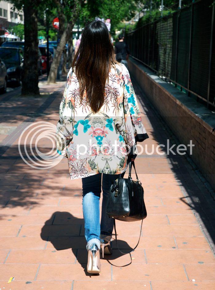 Kimono Jacket StreetStyle