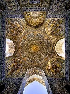 Emam Mosque, Isfahan, Iran