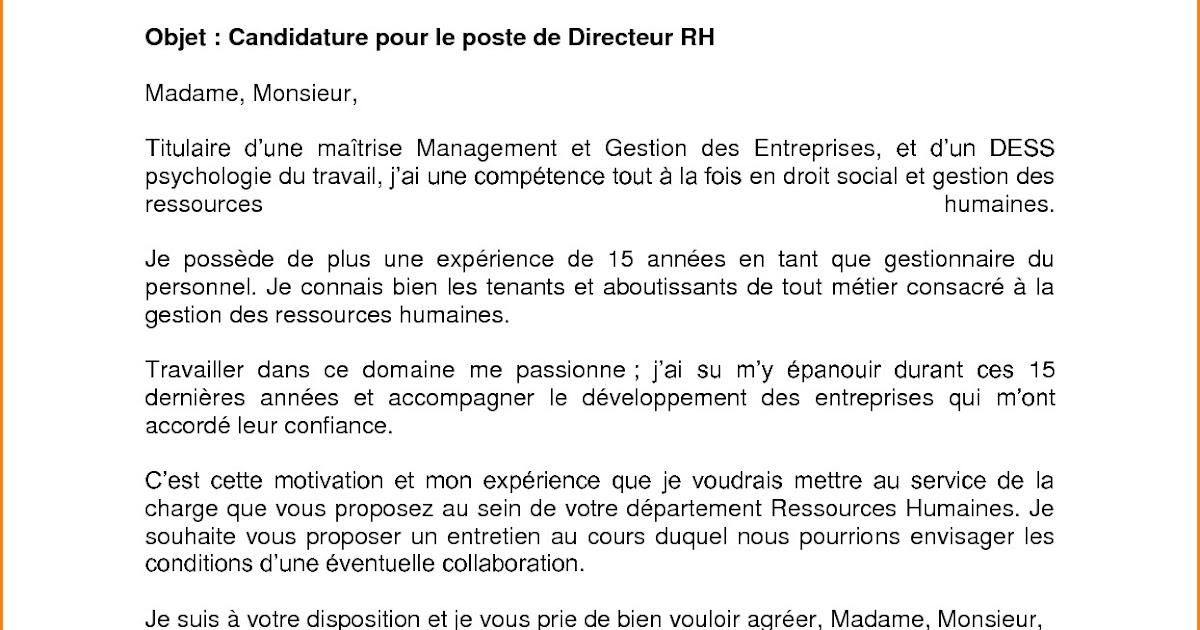 Exemple Lettre De Motivation Bts Alternance Logistique ...