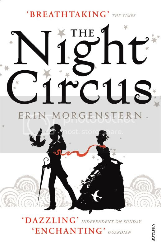 The Night Circus by Erin Morgernstern Halloween edition