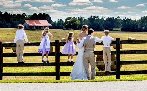 Alabama Farm Wedding Venues   Pursell Farms