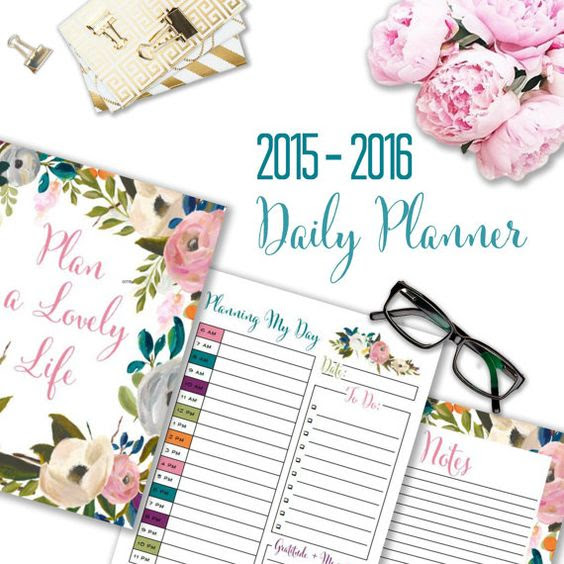 Planners, Inspiration and So cute on Pinterest