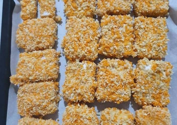 Resep Nugget Ayam Sayur yang Sempurna