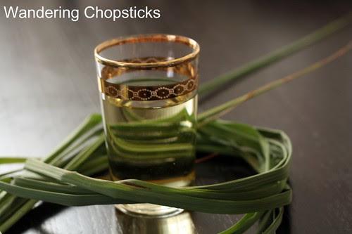 Tra Xa (Vietnamese Lemongrass Tea) 7