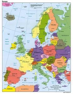 A Trip through Europe