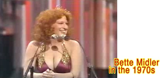Tvparty Bette Midler S 1970 S Albums