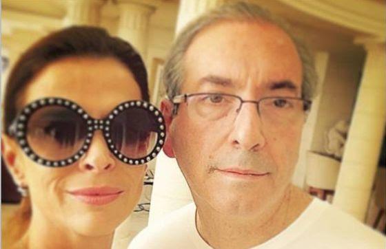 O casal Cunha: sem limites