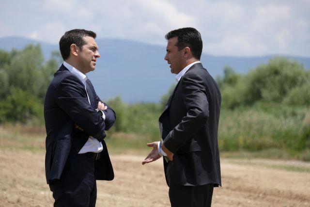 Παγκόσμιες πιέσεις για το «ναι» στη Μακεδονία – Χωρίς τέλος το «θέατρο» με ΣΥΡΙΖΑ-ΑΝΕΛ | in.gr