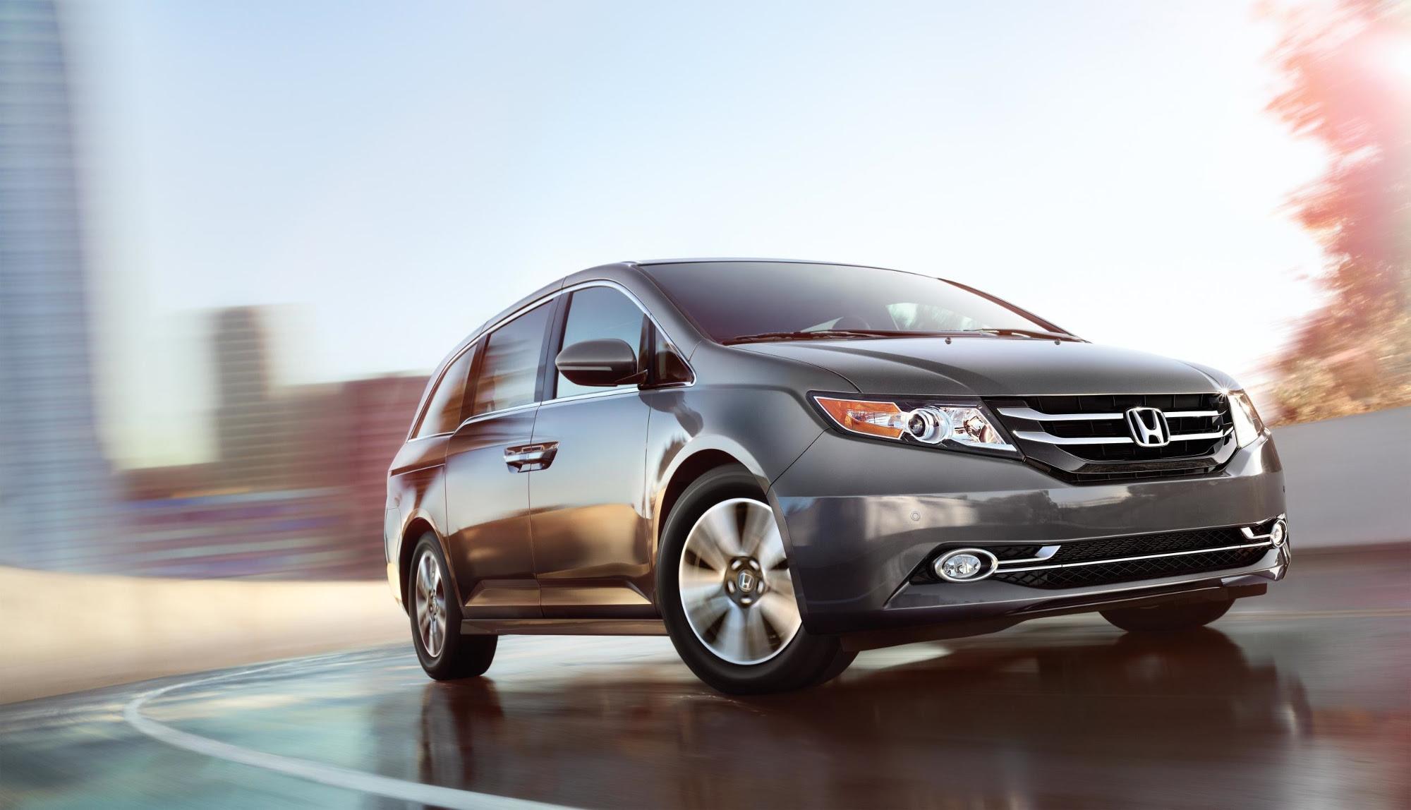 2014 Honda Odyssey Pricing Revealed - autoevolution