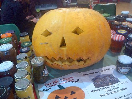pumpkin lantern Oct 13