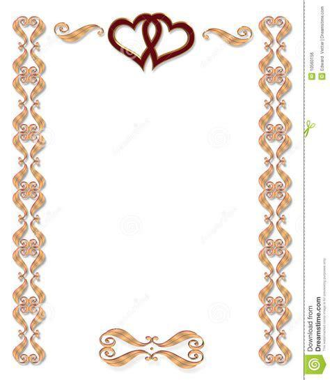 Wedding Invitation Borders Clip Art for Free ? 101 Clip Art