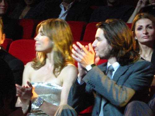 Jessica Biel and Ben Barnes at Easy Virtue premiere 2