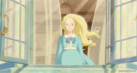 marnie   studio ghibli gif miyazaki
