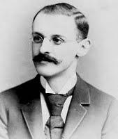 Photograph of Abraham Flexner, 15 January 1895