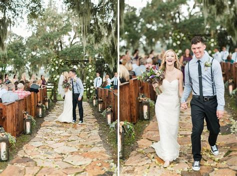 Rustic Southern Wedding: Carsen and Cory   A Chair Affair