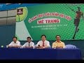 Báo Nông Nghiệp: Khai mạc giải quần vợt các CLB Khánh Hòa mở rộng cúp Mê Trang lần thứ IX