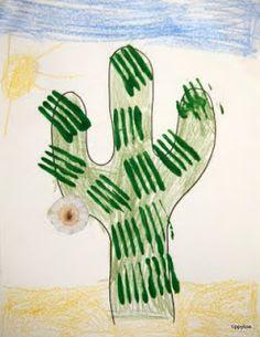 Fork-print Cactus