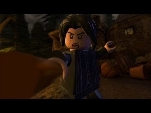 Lego Harry Potter A Not So Merry Christmas Merry Christmas