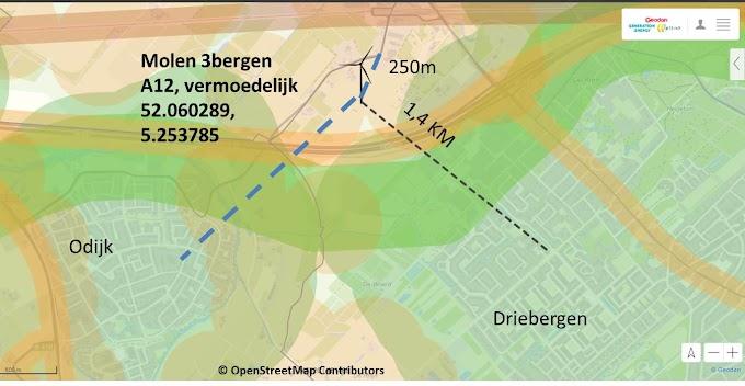 Kunnen Driebergen, Maarn en Maarsbergen windmolens tegemoet zien?