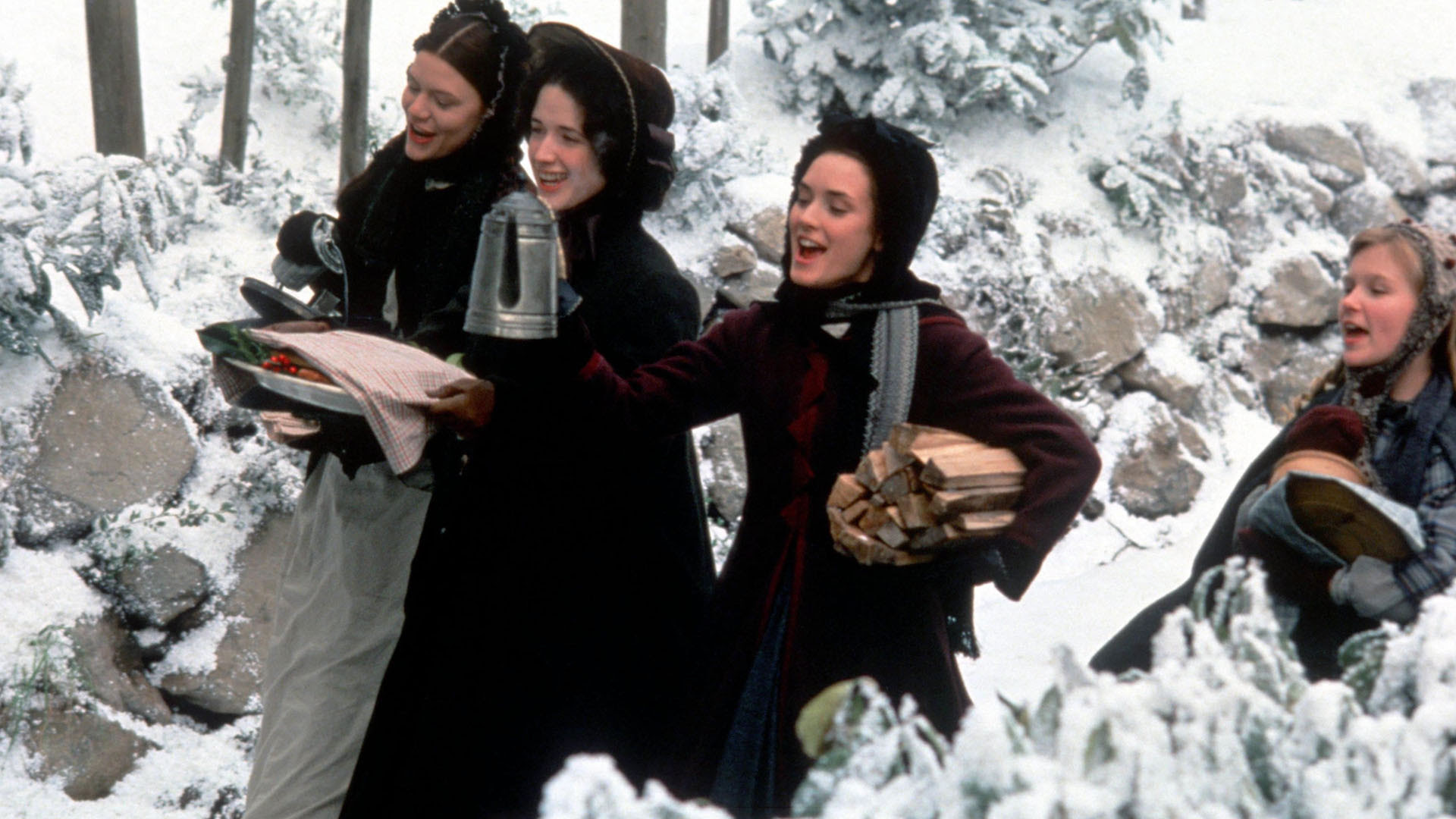 Image result for little women christmas