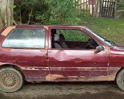 Indianapolis scrap cars