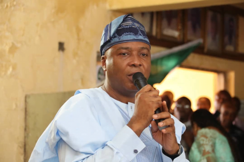 PDP presidential primary: Saraki make his final decision on 'stepping down' for Atiku