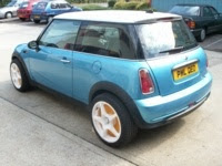 PML's electric Mini