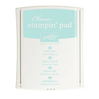 Soft Sky Classic Stampin' Pad