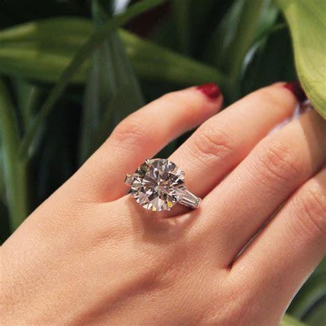 20.47 carat emerald cut diamond Arris ring   Sotheby's