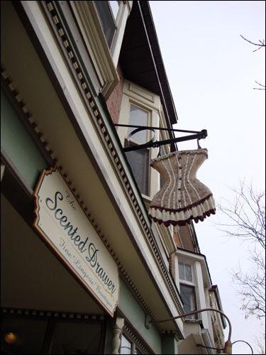Orangeville storefront