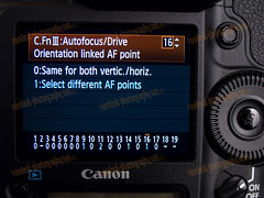 1D MarkIV C.Fn Autofocus Drive NEW