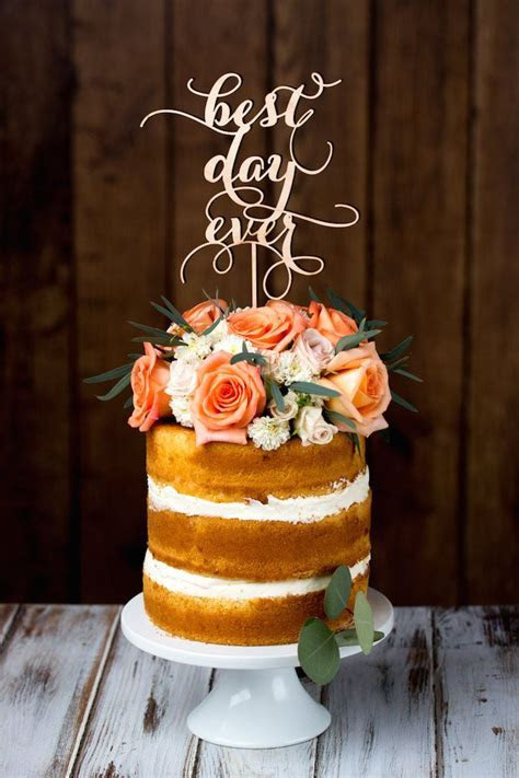 10  images about Naked Rustic wedding cakes on Pinterest