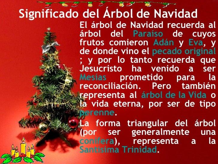 Sabes Cuál Es El Significado Del árbol De Navidad Foro Perúeduca