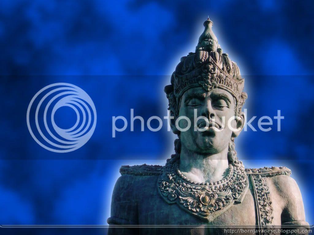 Vishnu - Garuda Wishnu Kencana