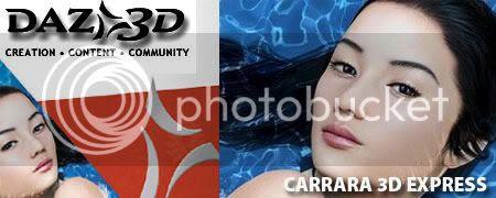 Carrara 3D Express