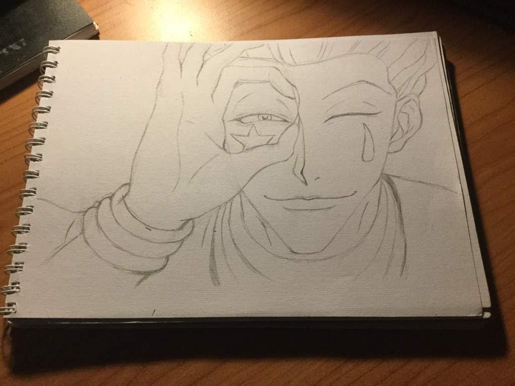 Drawing Of Hisoka Hunter X Hunter Amino