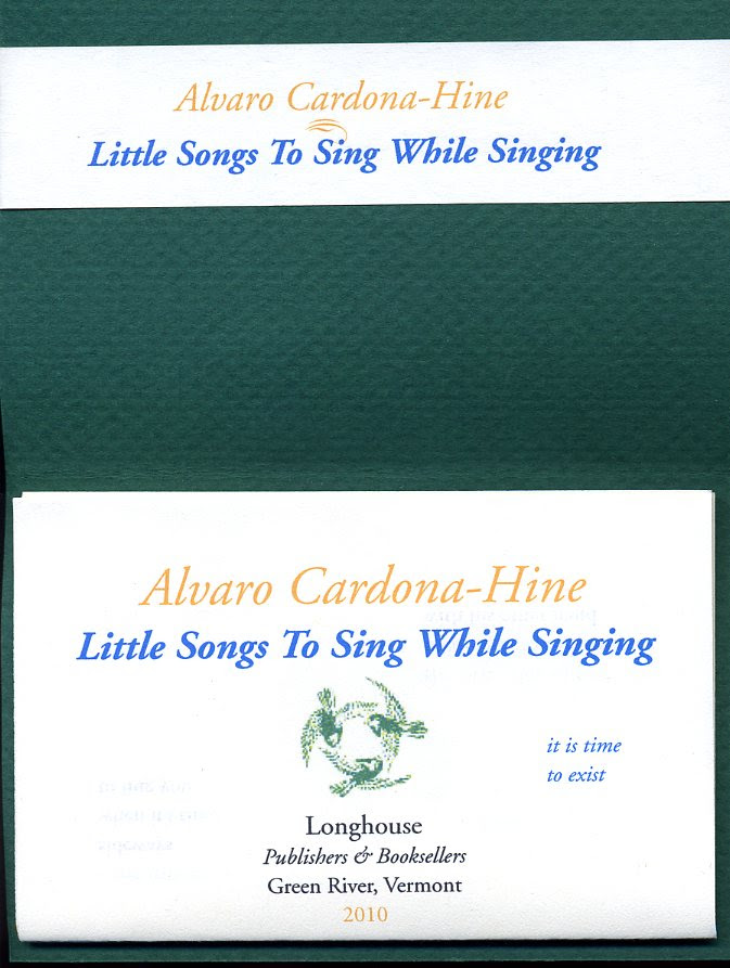 Little Songs to Sing While Singing
