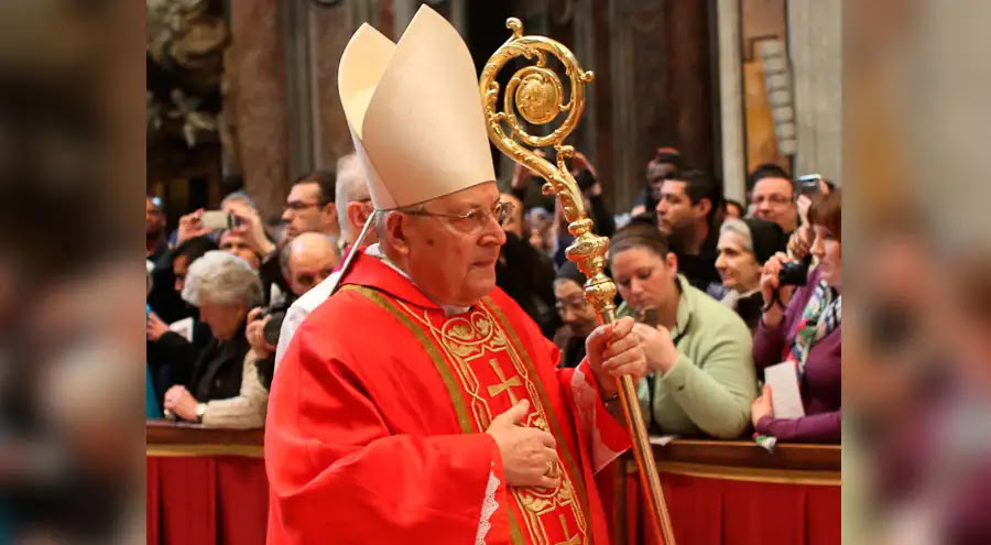 Cardenal Angelo Sodano. Foto: Flickr Boston Catholic (CC-BY-ND-2.0)