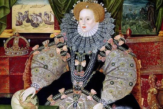 A rainha Elizabeth I (1533-1603) fundou as bases para que a Inglaterra se tornasse uma potência mundial (Foto: Reprodução)