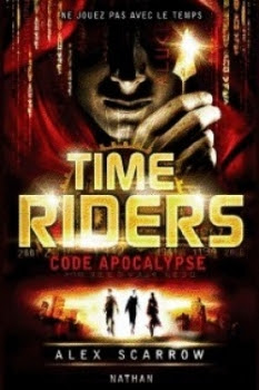 Couverture Time Riders, tome 3 : Code Apocalypse