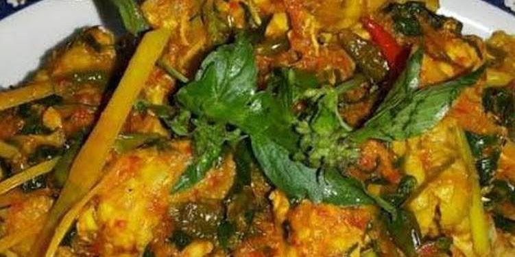 Resep Ayam Woku Manado Super Simpel Oleh Melati Aros Putri