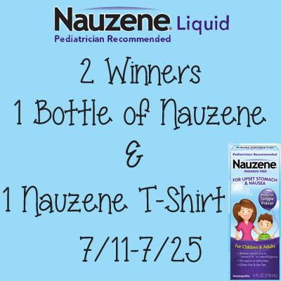 2 Winners Nauzene Liquid & Kids T-Shirt