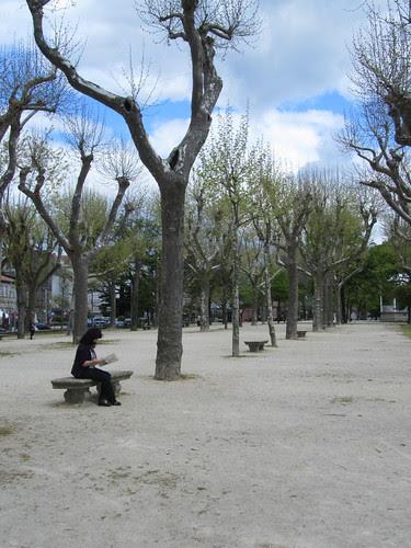 Otra vez en la Alameda by JoseAngelGarciaLanda