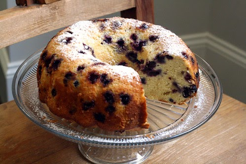 So Tasty So Yummy Blueberry Lemon Bundt Cake