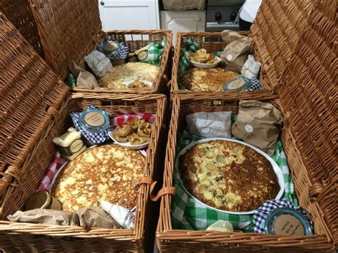 Picnic Hamper Weddings   Green fig Catering in Sussex