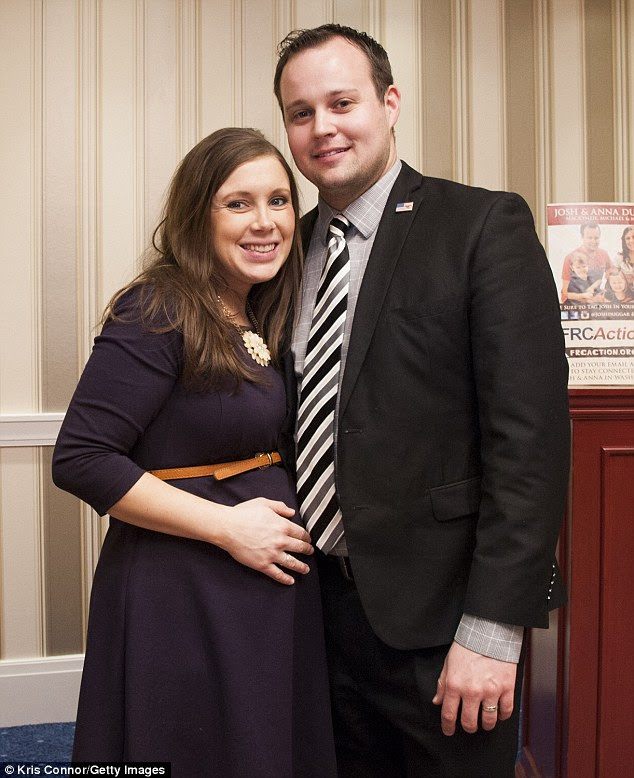 Duggar, a Christian campaigner and former star of 19 Kids and Counting, has already admitted to having a 'secret' porn addiction and to being unfaithful after being outed as a user of affairs site Ashley Madison