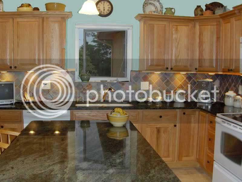 Help, please! I hate my kitchen! (pic) - Kitchens Forum - GardenWeb