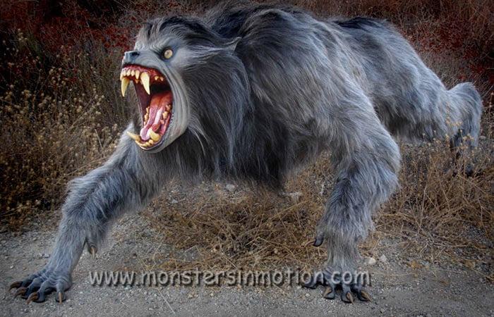 Resultado de imagem para an american werewolf in london werewolf