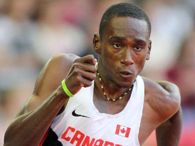 Daundre Barnaby (CAN) - Atleta de 24 años